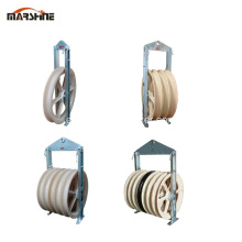 ACSR Conductor Wire Nylon Polea Block